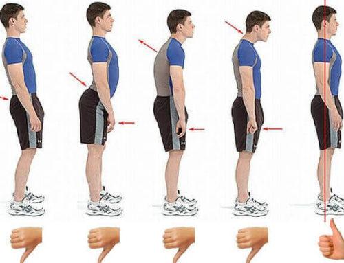 Qual è la postura corretta? (seconda parte)